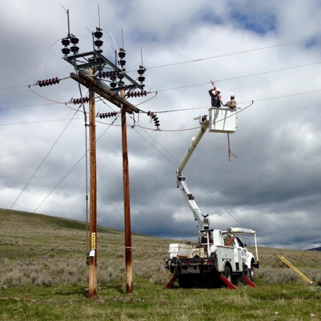 Western Line Builders - Power Line & Substation Contractors